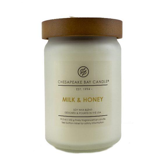 Milk & Honey Candle