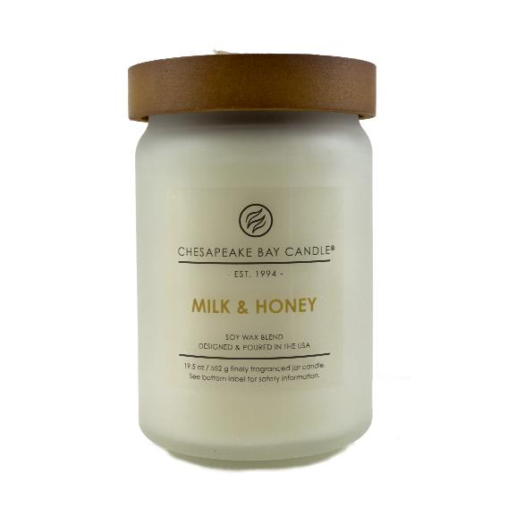 Milk & Honey Candle