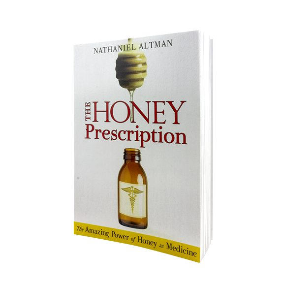 The Honey Prescription book